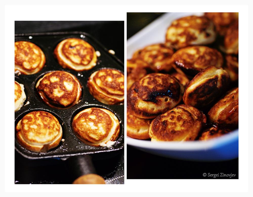 delicious Danish pancakes