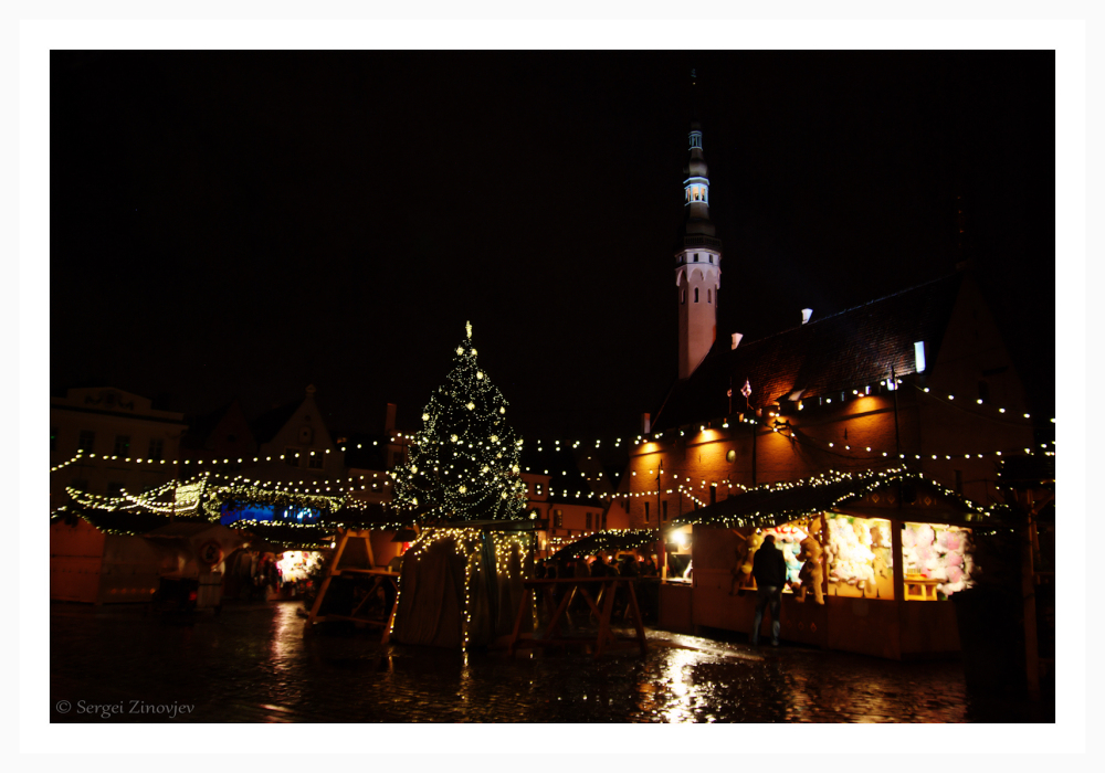 Christmas Market in Tallinn