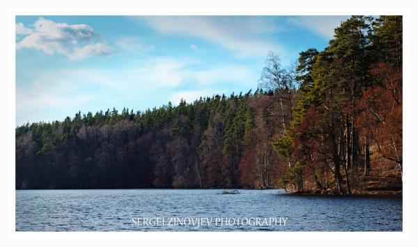 view of Uljaste Lake