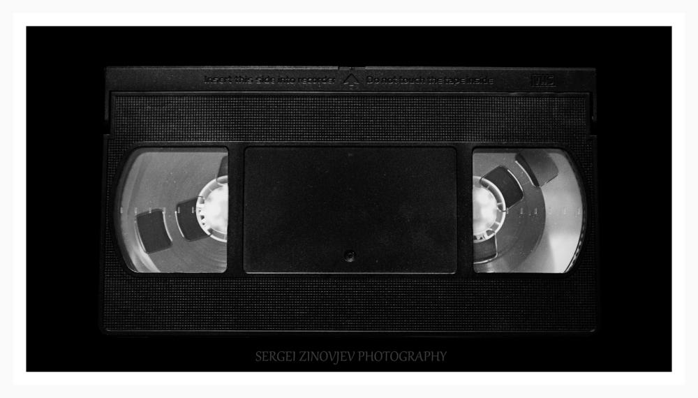 image of VHS cassette