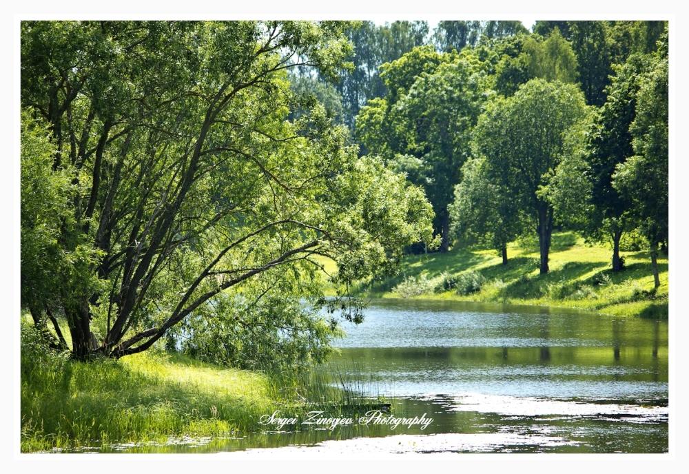Veautiful Estonian landscape