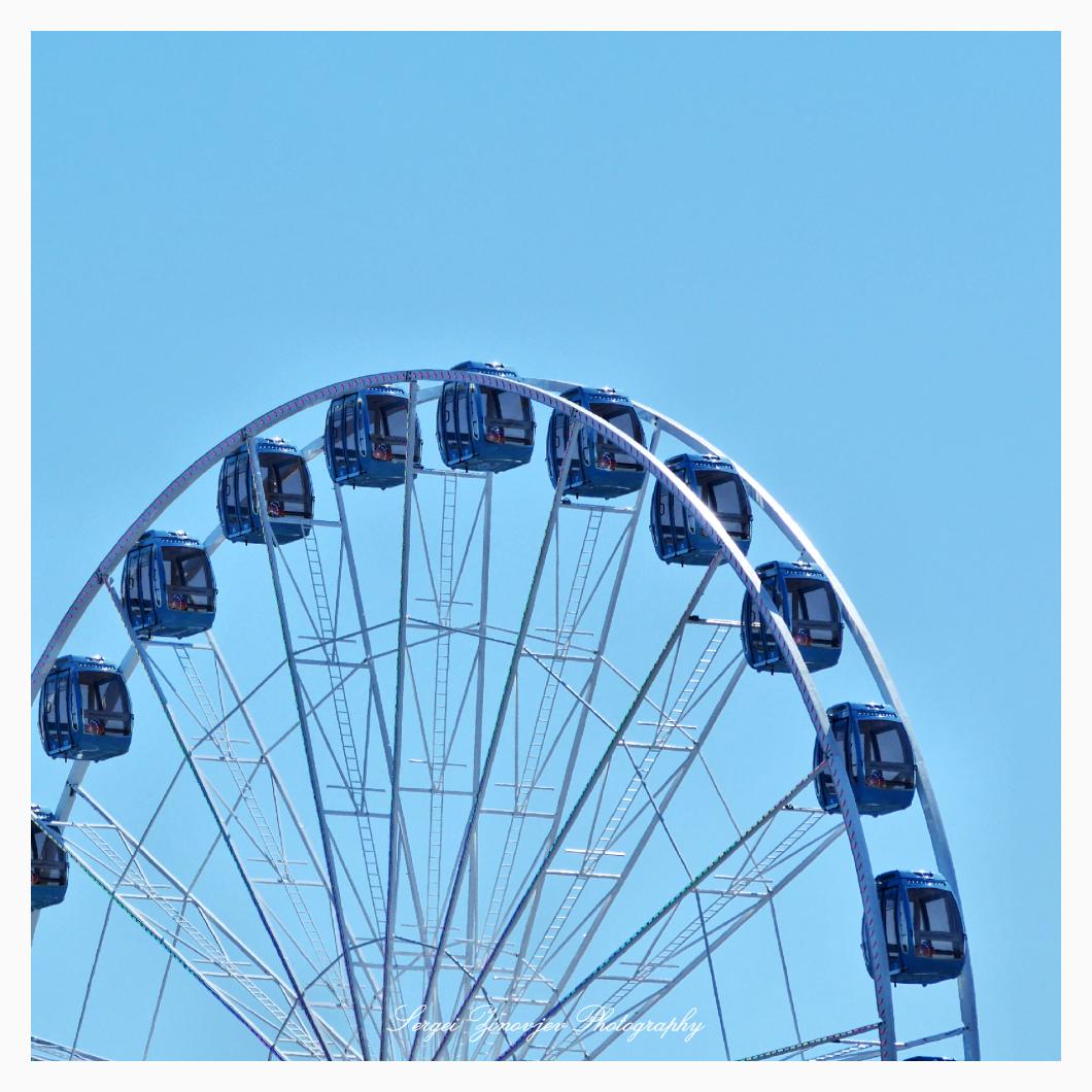 Skywheel in Tallinn
