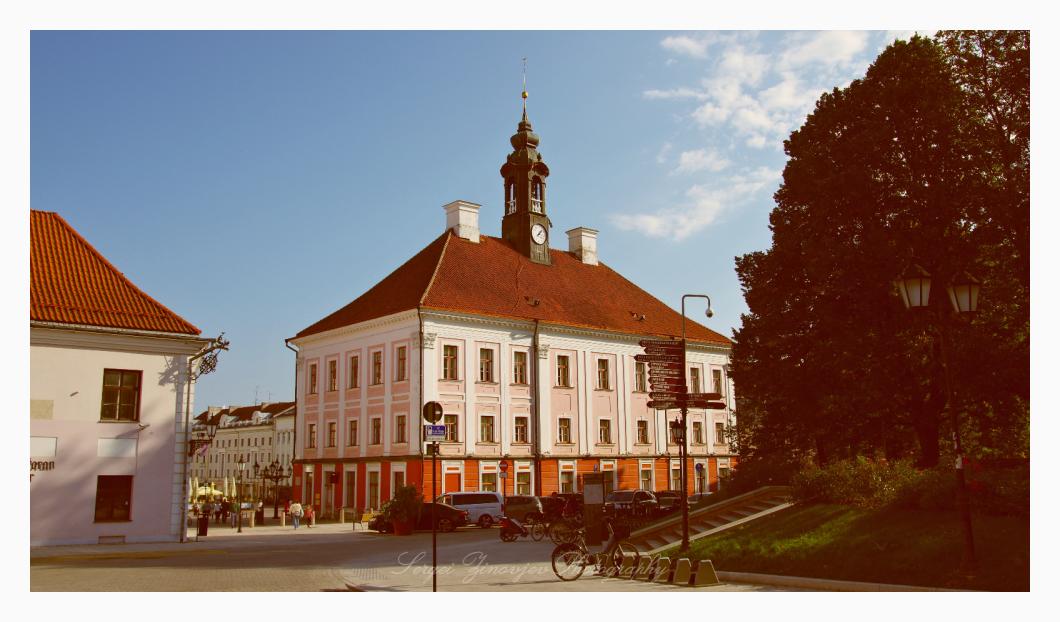 Autumn Tartu