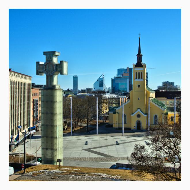 Vabaduse väljak, Tallinn in 2021