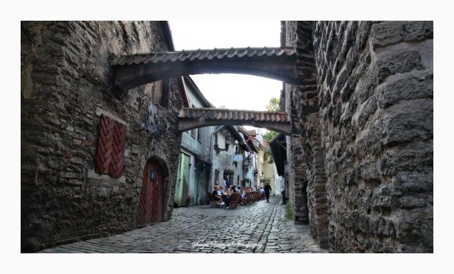 Katariina käik in Old Town