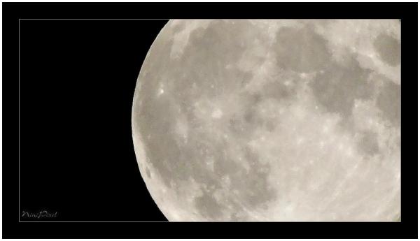 Pleine Lune du 8 octobre 2014