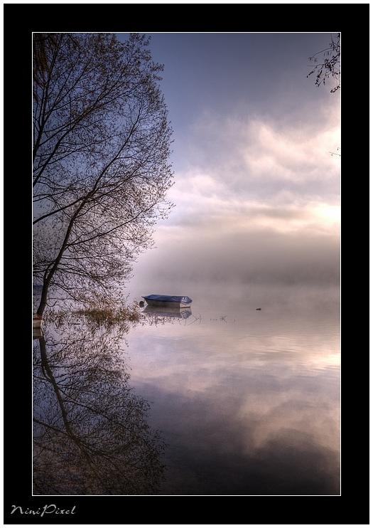 Lac de Bret !!