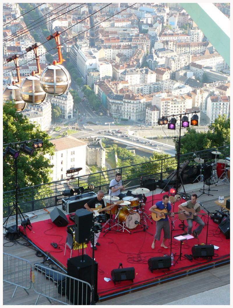 Fete de la musique-Grenoble Bastille