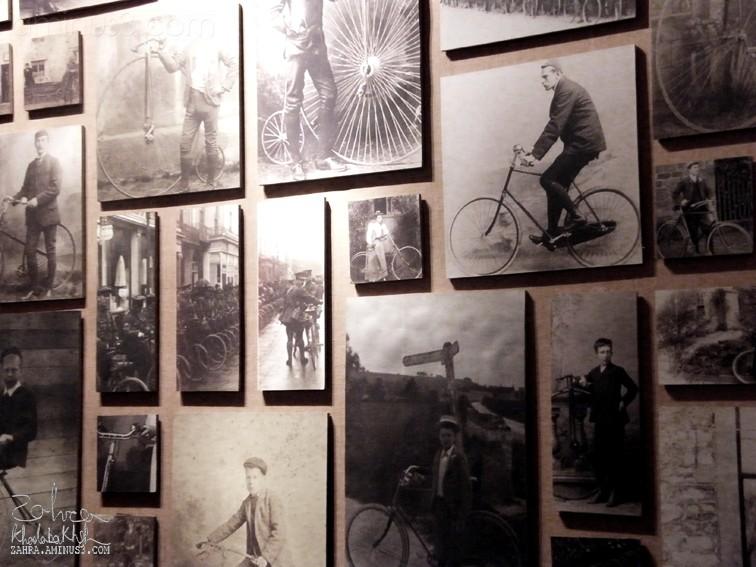Figure Of Bicycle