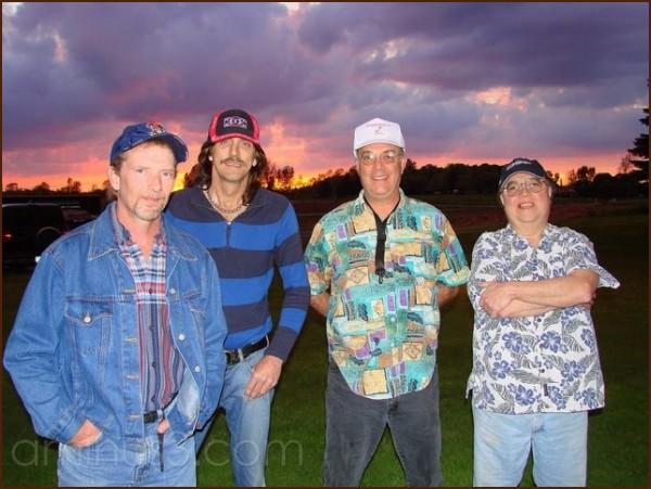 The John Reilly Band of Auburn, NY