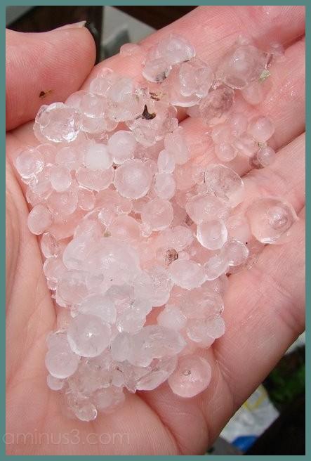 A Handful of Hail