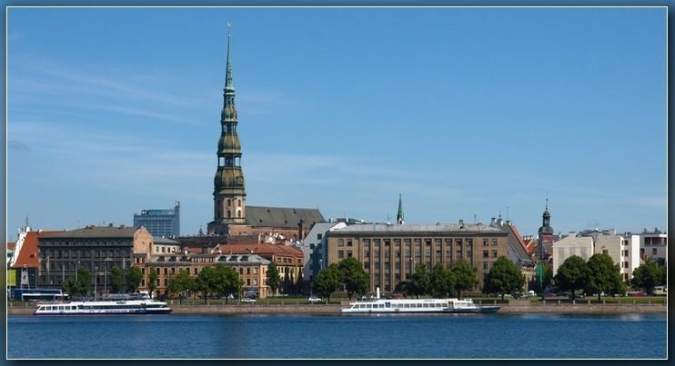 Riga, Capital