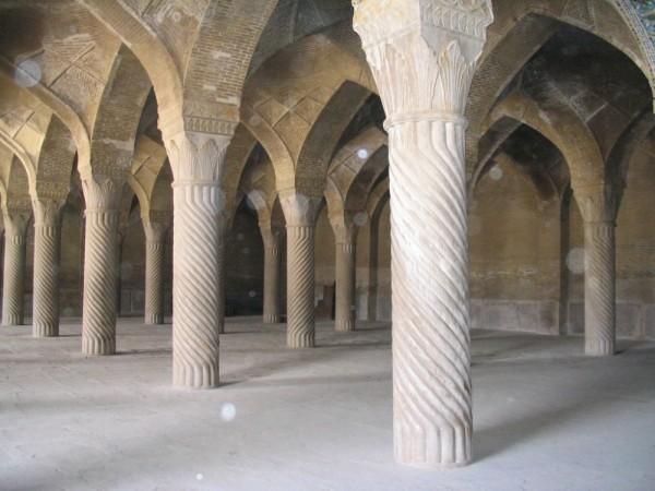 A mosque in Shiraz