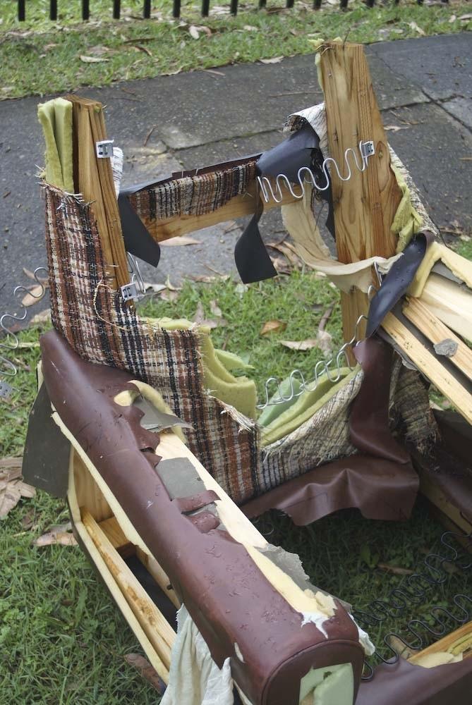 lawn chair!