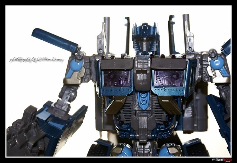 Optimus Prime Nightwatch