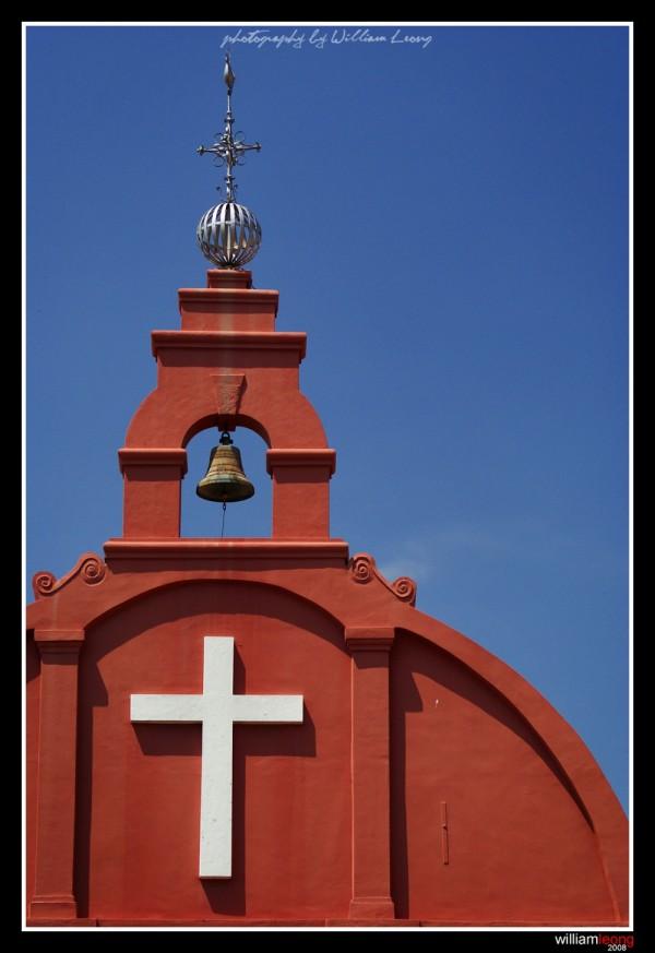 Church, Melaka