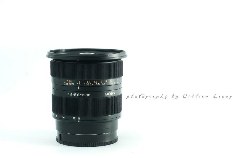 Sony AF DT 11-18 F4.5-5.6 D SAL-1118