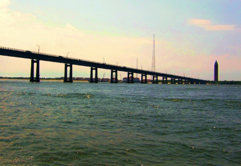 The Robert Moses Bridge