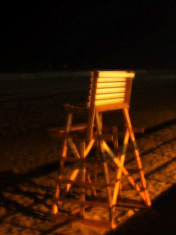 Jones Beach lifeguard stand