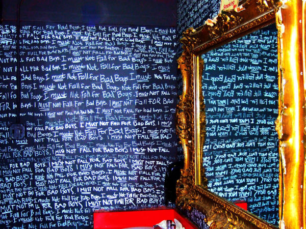 mirror at webster hall