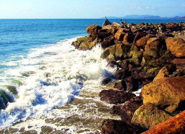 the ocean in mexico