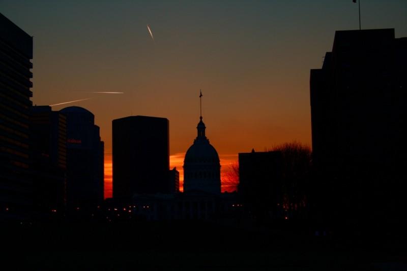 An evening in St. Louis