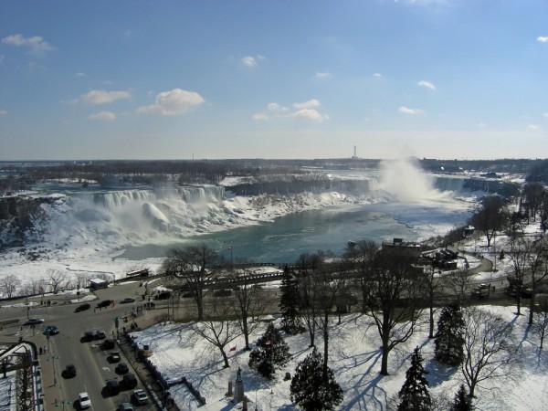 Niagara Falls 2005