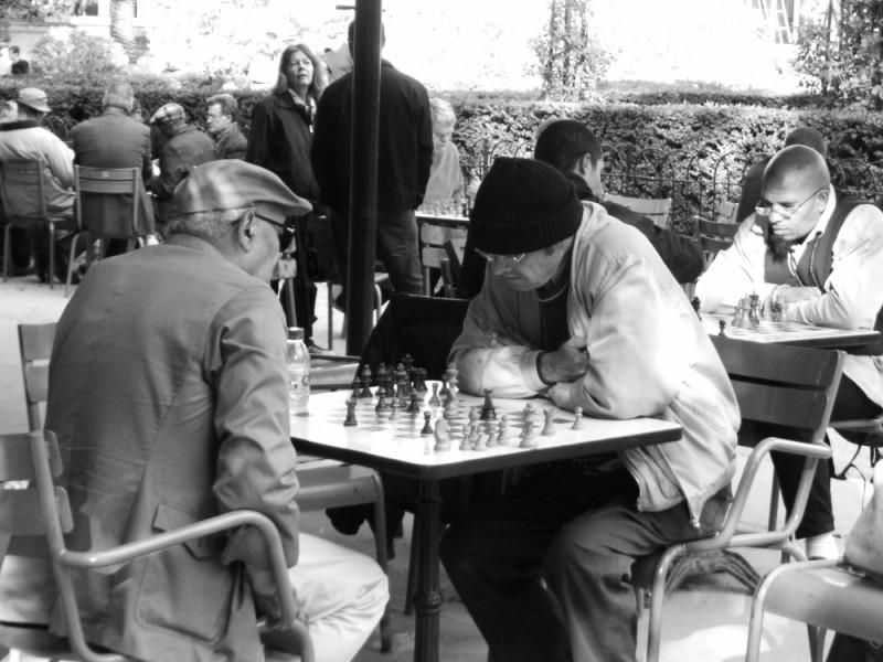 chess reflexion