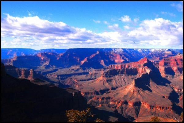 Grand Cannyon - South Rim, Arizona