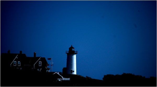 Light house at cape cod.