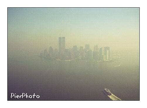 Arrival to Manhattan