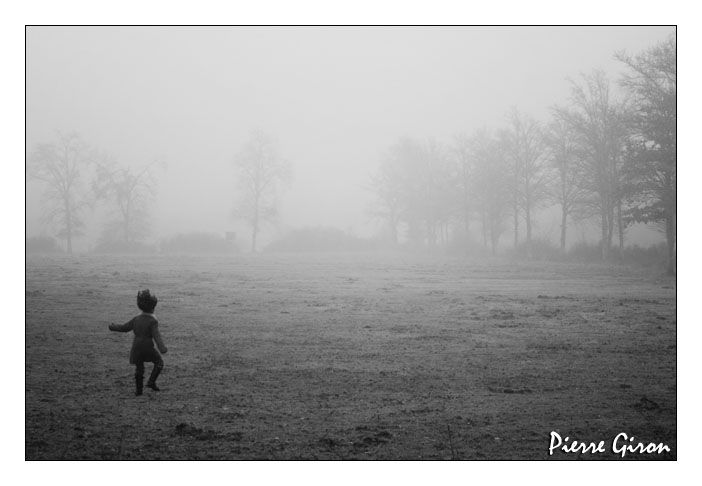 Dance in the mist... The world is mine !