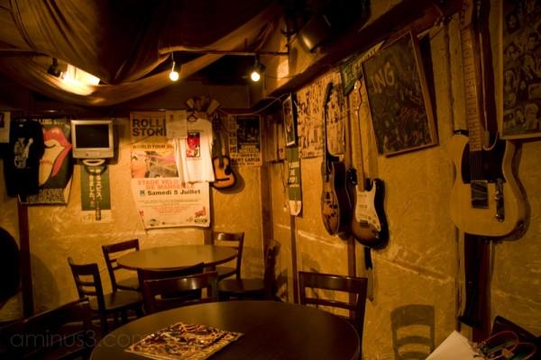 Interior of Rockin' Bar ING