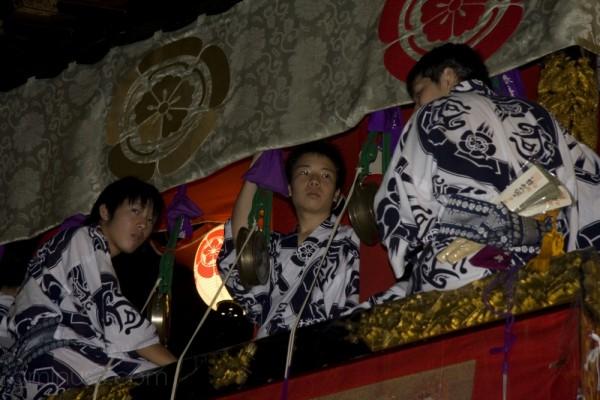 Kankoboko musicians