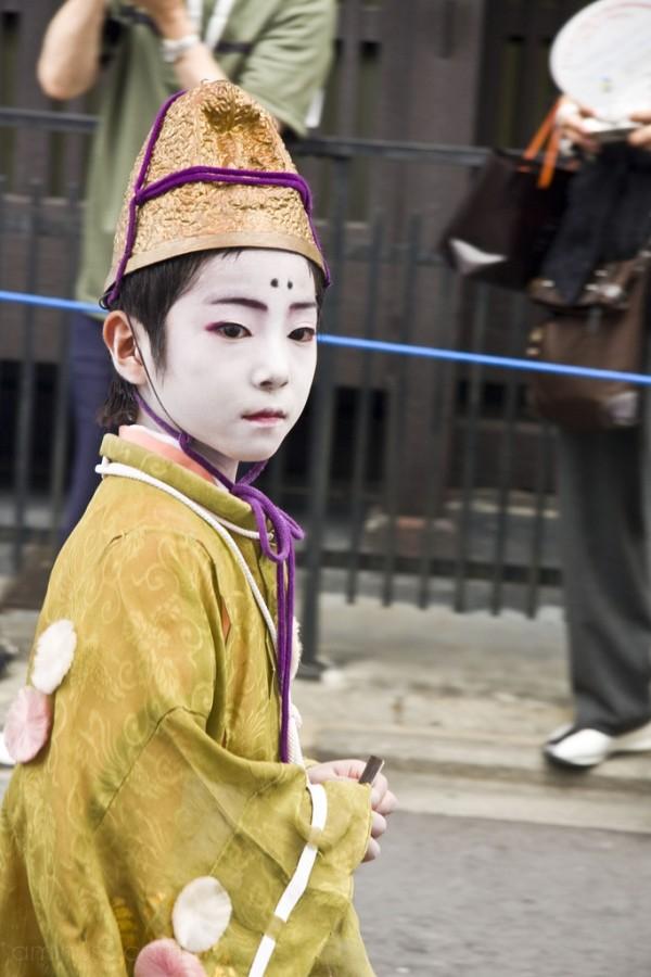 Ayakasa Boko child