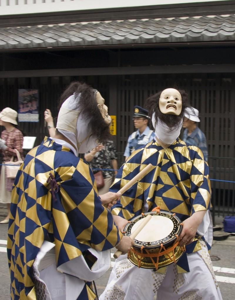 Ayakasa Boko drummers