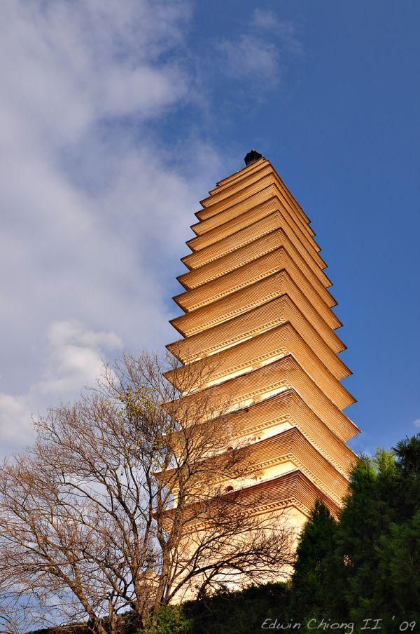 Qianxun Pagoda