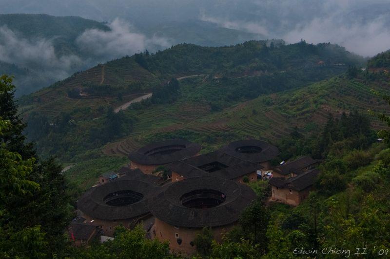 Citadel villages