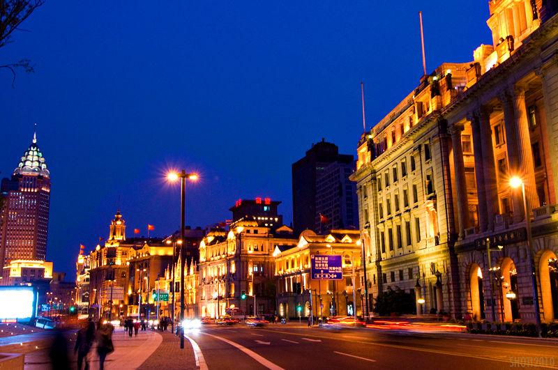 Shanghai Bright Lights - 1