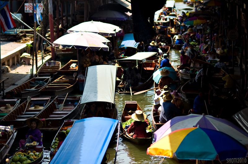 bullish floating market