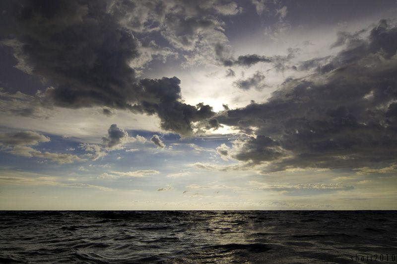 darker waves