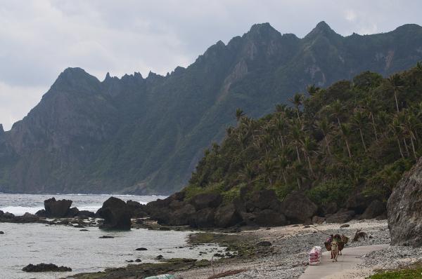 Chavayan beach in Sabtang