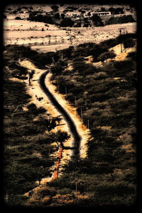 Ajmer - Pushkar Road