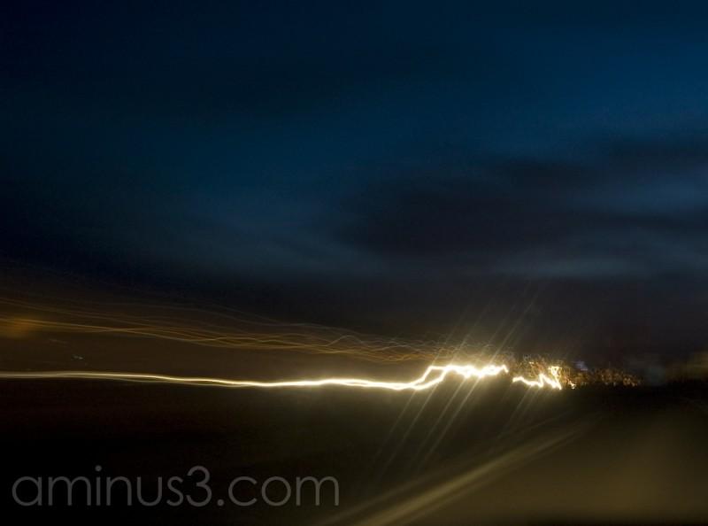 Llums en moviment 2