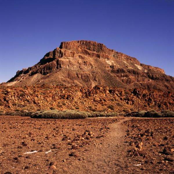 Canyades del Teide