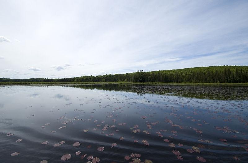 Llac Opeongo, Canada