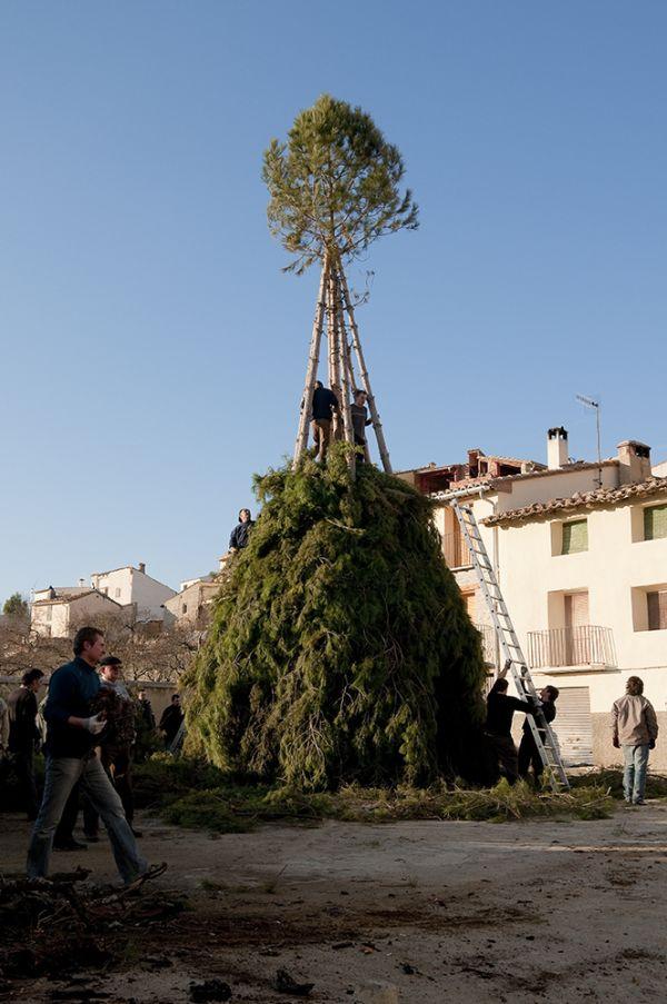 "Building the ""Barraca"""