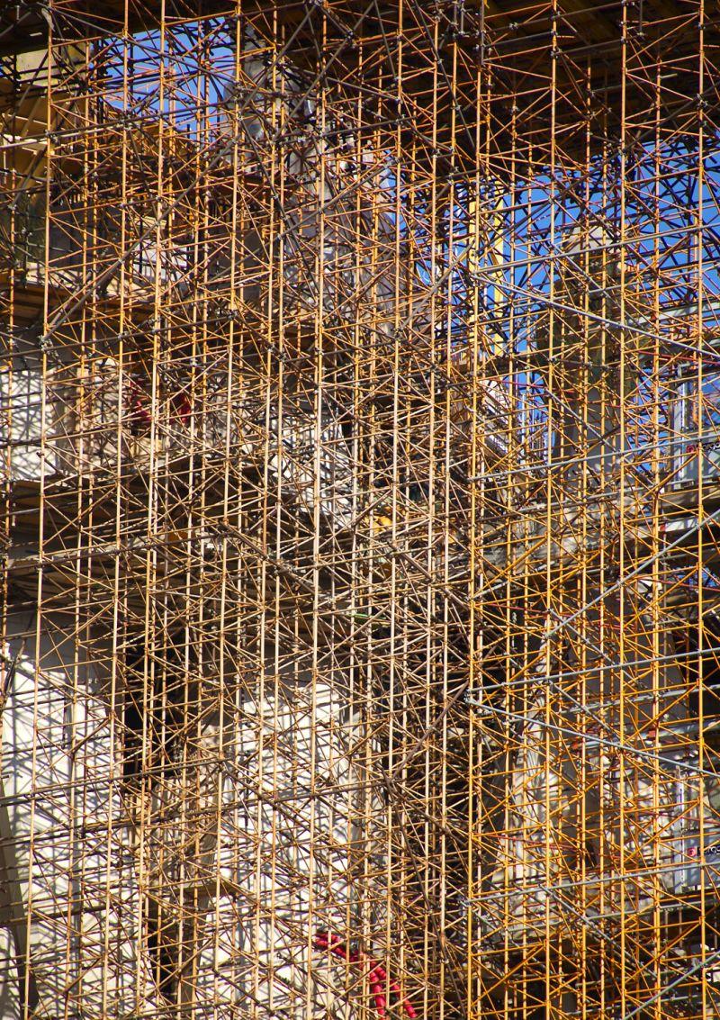 Bastida a la Sagrada Família
