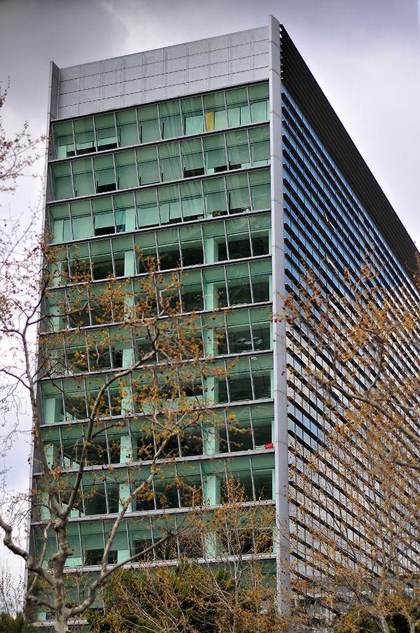 Edifici a la Diagonal