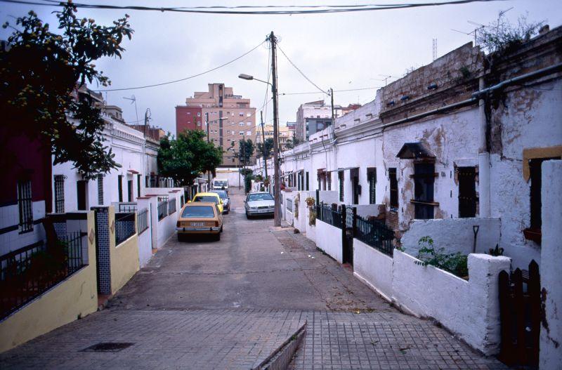 Colònia Castells 1- One remaining street